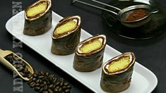Clatite Tiramisu   Adygio Kitchen No Cook Desserts, Dessert Recipes, Something Sweet, Street Food, Waffles, Pudding, Sweets, Cooking, Cake