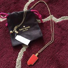 Kate Spade Popsicle Necklace Kate Spade Popsicle Long Necklace kate spade Jewelry Necklaces