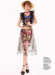 A florecer / Glamour