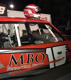 Hollis Takes Out Junior Sedans Heat Speedway