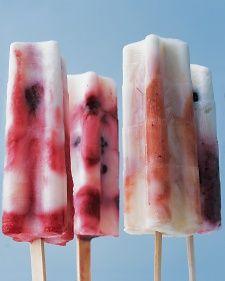 Tie Dye Pops - Martha Stewart Food