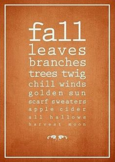 Quote for Fall in Orange - Autumn Maple | Pantone