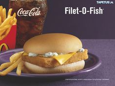 MC Donalds, filet-o-fish