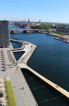 The Kalvebod Waves, Copenhagen, by JDS + Urban Agency, Part 2 «  Landscape Architecture Works   Landezine