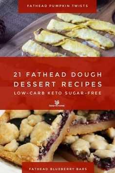 The best fathead dough dessert recipes. Cakes, muffins, pancakes, tarts and Danish pastries. Low-carb, keto-friendly and sugar-free healthy alternatives. Healthy Low Carb Recipes, Low Carb Desserts, Ketogenic Recipes, Low Carb Keto, Gourmet Recipes, Keto Recipes, Ketogenic Diet, Paleo Diet, Protein Desserts
