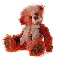 Mandarin Bear by Charlie Bears™