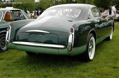 Photographs of the 1952 Chrysler Thomas Special Prototype. An image gall. Chrysler Voyager, Cadillac, Us Cars, Sport Cars, General Motors, Desoto Cars, Chrysler Cars, Chrysler Imperial, Futuristic Cars