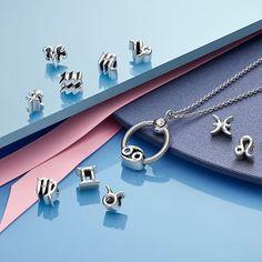 charm pandora segno zodiacale acquario