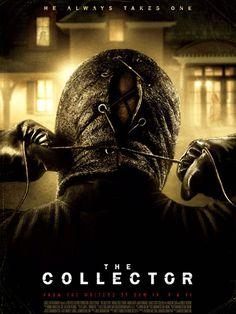 The Collector est un film de Marcus Dunstan avec Josh Stewart, Juan Fernández. Synopsis : Un escroc, ayant un besoin urgent d'argent, entre par effraction dans la maison de campagne de son patron. Mais, bientôt, celui-ci réalise que sa fami