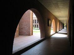 louis kahn india courtyard - Google Search