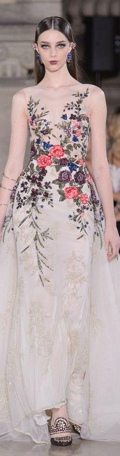 Georges Hobeika Fall 2017 Couture