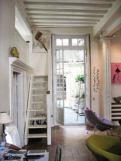 Christian Lacroix's Paris apartment