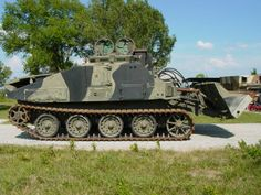 Army - FV180 Combat Engineer Tractor (CET)