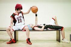 Tetsuya Kuroko(Kuroko's Basketball) | herotenka - WorldCosplay