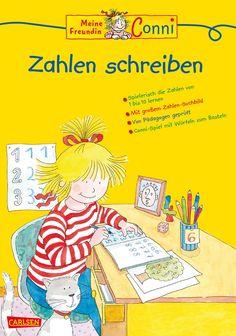 Conni Gelbe Reihe: Zahlen schreiben: mit neuem Logo: Amazon.de: Hanna Sörensen, Ulrich Velte: Bücher