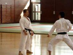 Karatedo Kagawa Masao sensei shows his exceptional skills.
