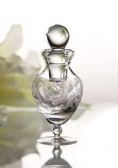 """NEW Marquis by Waterford Perfume - Scent Bottle~""""Yours Truly""""~The Perfect Gift"""