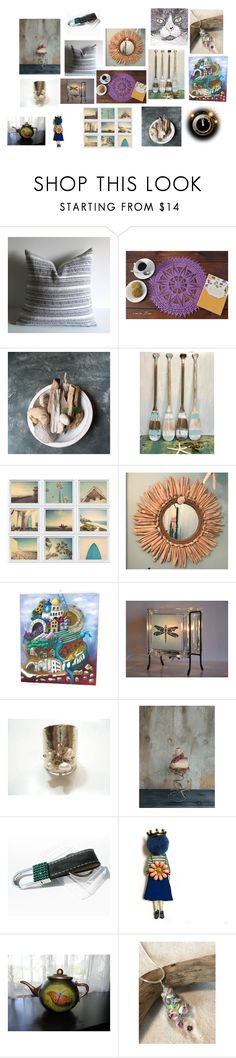 """""""Cose di casa"""" by acasaconmanu ❤ liked on Polyvore featuring interior, interiors, interior design, home, home decor and interior decorating"""