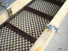 How I built a recirculating sluice box for gold prospecting Gold Sluice Box, Gold Panning Kit, Gold Mining Equipment, Scrap Gold, Tractor Implements, Gold Prospecting, Plastic Mesh, Yellow Fever, Metal Detecting