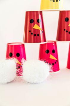 DIY Holiday Party Games