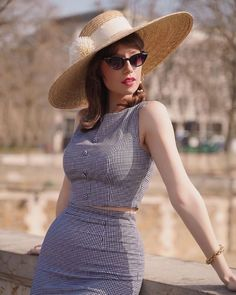 Two Piece Sets, Rose, Hats, Pretty, Shopping, Vintage, Instagram, Style, Fashion