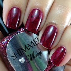 Shimmer Polish Mary  Chickettes