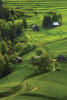 Pieniny mountains (south Poland)