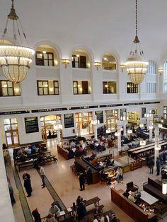 Union Station in Denver, CO | Union Station | Denver | Colorado | dining | restaurants