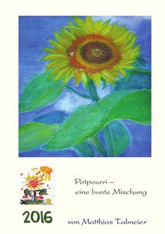 """My Calendar 2016"" (1) - learn more: http://matthias-talmeier.blogspot.de/2015/12/calendar-2016-potpourri.html#links"
