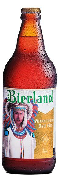 Chegou no Empório Lençóis a Cerveja American Red Ale - BierlandCerveja de Blumenau, Santa Catarina A Bierland American Red Ale é inspirada nas Red Ales norte-americanas, também conhecidas por Amber Ales, popularizadas na região norte da Califórnia e noroeste do Pacífico, antes de se espalharem pelo resto dos Estados Unidos. Uma cerveja de alta fermentação, coloração cobre avermelhada e límpida.