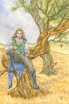 Gancanagh/Love Talker (Irish) http://en.wikipedia.org/wiki/Gancanagh