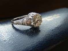 breathtaking antique Tiffany & Co. ring