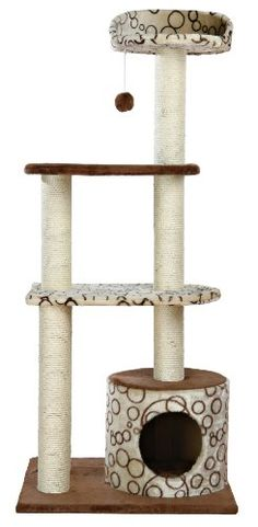 TRIXIE Pet Products Gaspard Cat Tree House *** Learn more by visiting the image link.(This is an Amazon affiliate link)