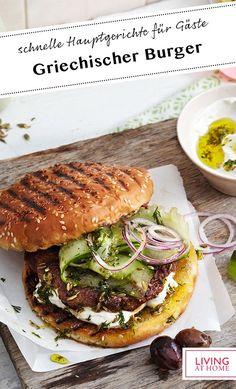 Vegan Burrito, Moussaka, Pizza Burgers, Salmon Burgers, Buffet, Sandwiches, Women Life, Dinner, Ethnic Recipes