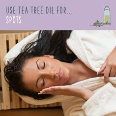 Sleeping is your body's way of recharging. If you want better sleep quality, a sauna with far infrared heaters can help foster better quality sleep. Tea Tree Oil Uses, Tea Tree Oil For Acne, Young Living Oils, Young Living Essential Oils, Hot Compress, Pimples On Face, Dark Spots On Skin, Oil Benefits