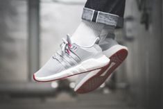 "0dc78bc7181f Adidas EQT 93 17 BOOST ""Red Carpet"""