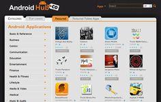 Android Hub, gran directorio de aplicaciones Android seleccionas por su calidad y potencial