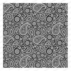 Cover-a-Card Sm. Paisley