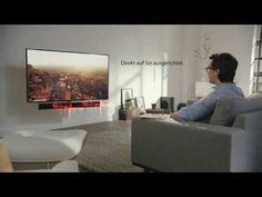 MotionSoundMount: Die elektrische TV-Halterung I NEXT Serie | Vogel's