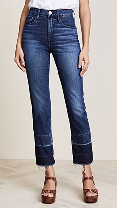 3x1 W4 Shelter Straight Crop Jeans Flannel Lined Jeans 817aede371bad