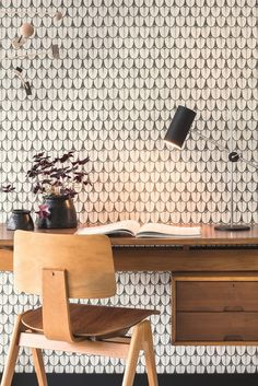 Beautiful wallpaper design by Cole and Sons called Nalina.