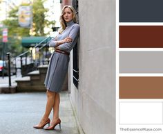 Charming. Classic. Proper. Color Combinations, Color Schemes, Wardrobe Closet, Signature Look, Colourful Outfits, Color Pallets, Fashion Branding, Pantone Color, House Colors