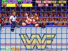 wrestlefest Retro Games, Vintage Games, Retro Arcade Machine, Boring To Death, Wrestling Videos, Classic Video Games, School Games, Old Tv, Tv On The Radio