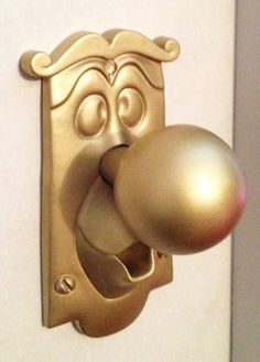 Alice in wonderland doorknob insert,turn your doorknob into a ...