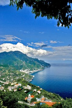 Such a beautiful place! Maiori - Amalfi Coast - Italy