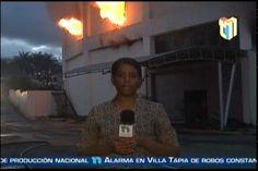 Tremendo Incendio En Una Empresa Papelera Deja Pérdidas Millonarias