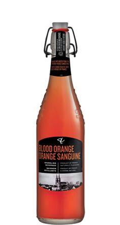 :: pc black label . blood orange sparkling beverage