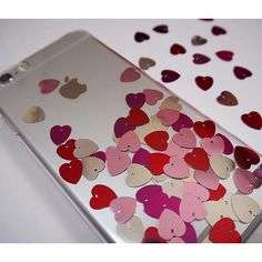 【100均DIY】¥216で作れちゃうスパンコールの手作りiPhoneケースがインスタで大流行♡ |