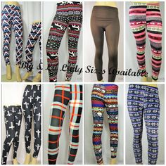Love this new Legging Company! Women and Girl sizes available! Perfect for the holidays! http://www.mybuskins.com/#249797