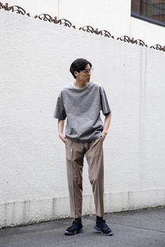 ストリートスナップ渋谷 - Juanさん - MR. GENTLEMAN, PRADA, SOUSOT, ソウソット, プラダ, ミスター ジェントルマン